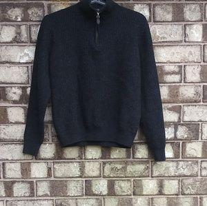 Saks Fifth Avenue 100% wool kids sweater size L
